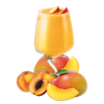 Peach and Mango Drink Mix